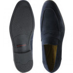 Finsbury rubber-soled loafers