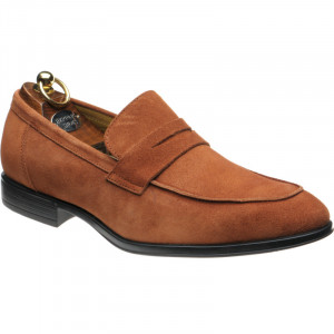 Finsbury in Ginger Suede