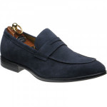 Herring Finsbury rubber-soled loafers