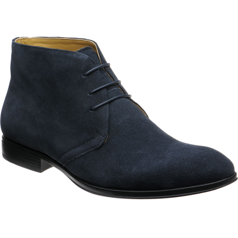 Fortune rubber-soled Chukka boots