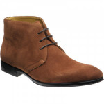 Herring Fortune rubber-soled Chukka boots