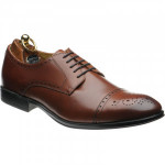 Herring Fenchurch rubber-soled semi-brogues