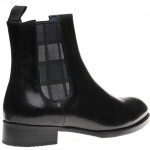 Gina ladies rubber-soled boots