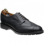 Herring Thrapston rubber-soled brogues