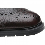 Thrapston rubber-soled brogues