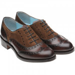 Herring Claire ladies two-tone brogues