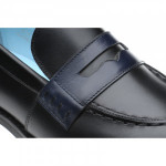 Emma ladies rubber-soled loafers