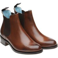 herring tamara in walnut calf