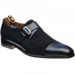 Cadaresa two-tone monk shoes