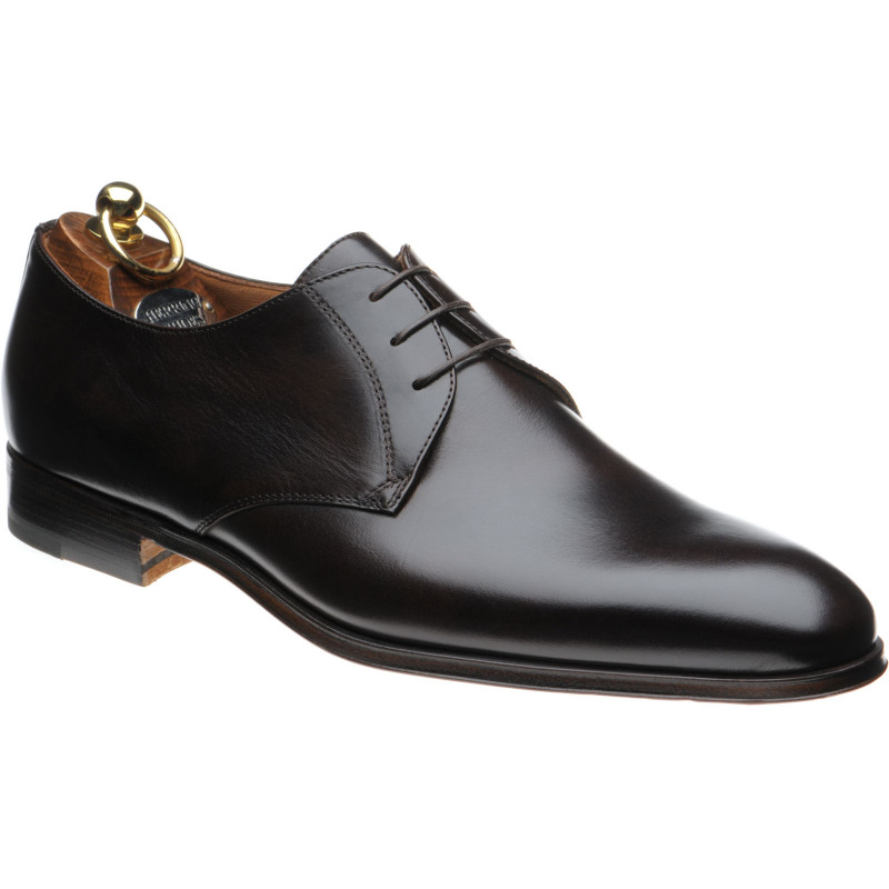 Brescia rubber-soled Derby shoes