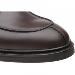 Pershore  rubber-soled Derby shoes