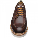 Herring Portland rubber-soled Derby shoes