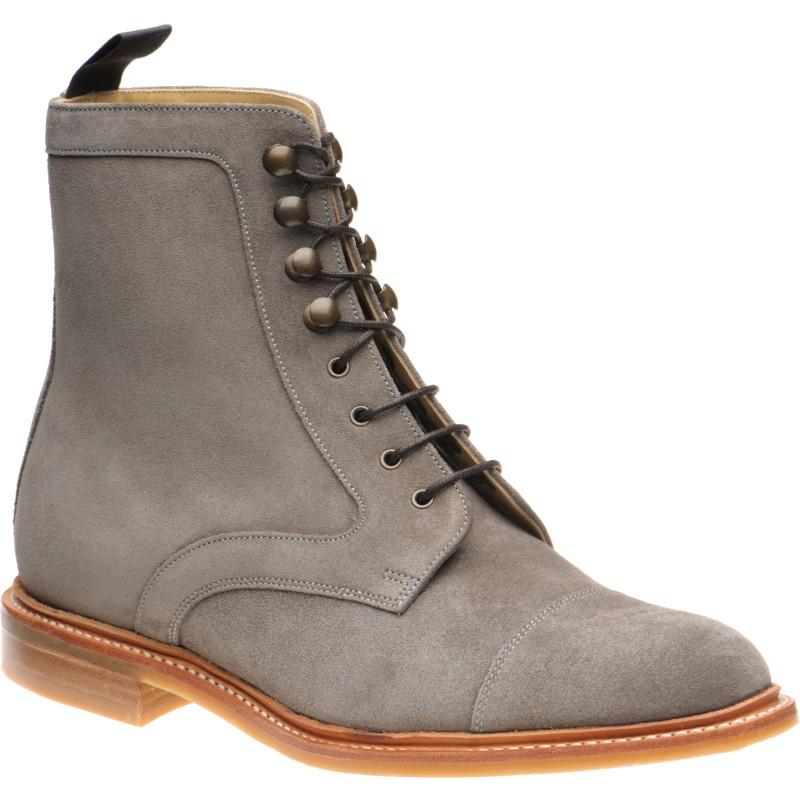 Melksham rubber-soled boots