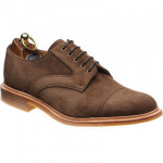 Herring Marlborough rubber-soled Derby shoes