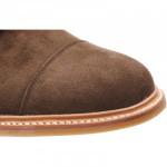Marlborough rubber-soled Derby shoes