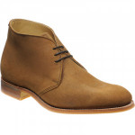 Herring Orkney R rubber-soled Chukka boots