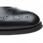 Calne rubber-soled brogues