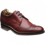 Herring Calne rubber-soled brogues