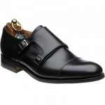 Herring Bishop rubber-soled double monk shoes