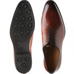 Chaucer R rubber-soled wholecuts