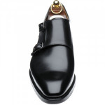 Shakespeare R rubber-soled double monk shoes