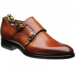 Herring Shakespeare R rubber-soled double monk shoes