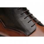 Herring Mullion II Norwegian two-tone rubber-soled boots