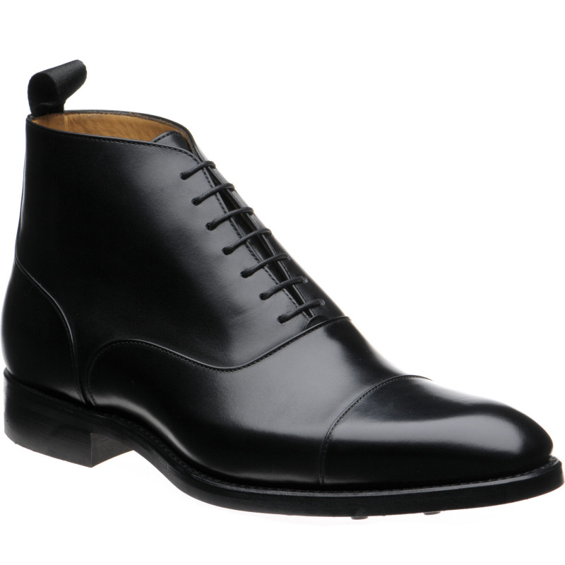 Flynn R rubber-soled boots