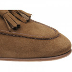 Sagres rubber-soled tasselled loafers