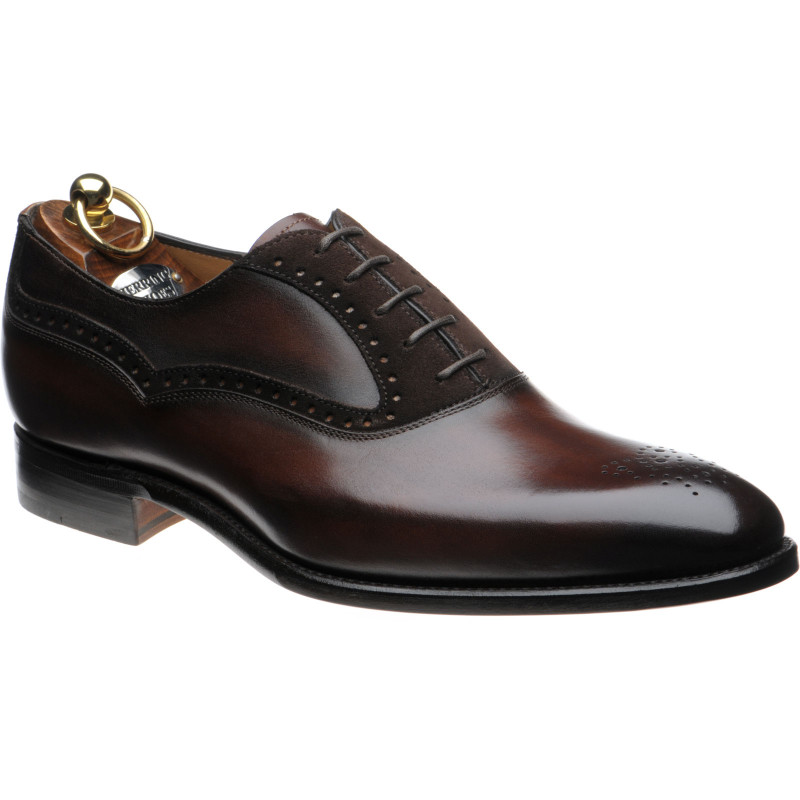 Longdon semi-brogues
