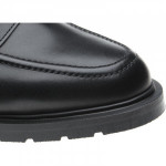 Moulton rubber-soled loafers