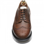 Hardwick rubber-soled brogues