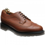 Herring Hardwick rubber-soled brogues