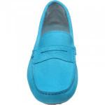 Murlo II rubber-soled loafers