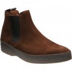 Herring Daytona rubber-soled Chelsea boots