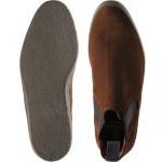Daytona rubber-soled Chelsea boots