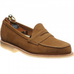 Herring Cannes rubber-soled loafers