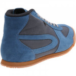 Tokyo Hi-Top Trainer rubber-soled trainers