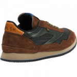 Ensign Trainer rubber-soled trainers