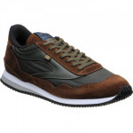 Herring Ensign Trainer rubber-soled trainers