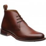 Herring Bruno rubber-soled Chukka boots