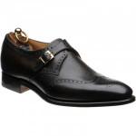 Herring Jacob two-tone monk shoes