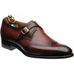 Jacob two-tone monk shoes