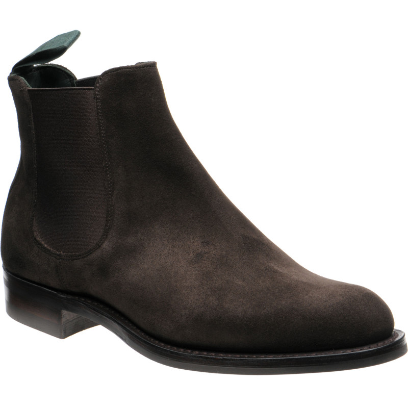 Wilson rubber-soled Chelsea boots