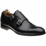 Herring Ilminster R rubber-soled double monk shoes
