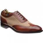 Herring Henley two-tone brogues