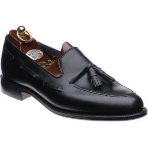 Herring Ascot II in Black Calf