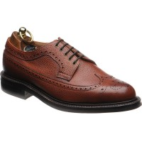 Grassmere  rubber-soled brogues