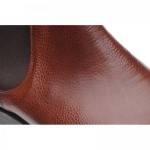 Herring Kirkdale  rubber-soled Chelsea boots