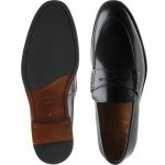Edmonton rubber-soled loafers